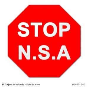 STOP NSA watching your e-mails