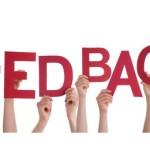 Feedback - für Ihren WordPress-Blog das A & O