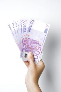 500 Euro und mehr verdienen