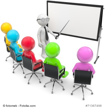 Fortbildung - Seminare - Webinar - Workshop